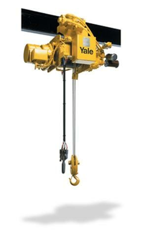Yale Cable King Air Wire Rope Hoist